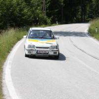 Schneebergland Rallye 2013 Kurt Adam Opel Kadett