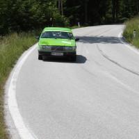 Schneebergland Rallye 2013 Volvo 944 Martin Schenk