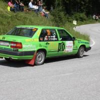 Schneebergland Rallye 2013 Volvo 944 Schenk