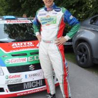 Schneebergland Rallye 2013 MIchael Böhm Suzuki Swift