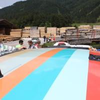 Schneebergland Rallye 2013 Service Zone Rohr im Gebierge