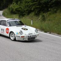 Schneebergland Rallye 2013 Johannes Huber Porsche 911 SC Carrera RS