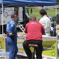 Schneebergland Rallye 2013 Baumschlager DiTech Team Rosenberger