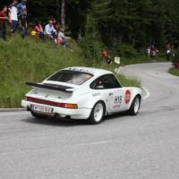 Schneebergland Rallye 2013 Huber Porsche 911 SC Carrera RS