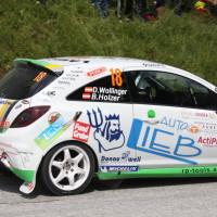 Schneebergland Rallye 2013 Opel Corsa OPC Daniel Wollinger