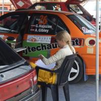 Schneebergland Rallye 2013 Roadbook Service Papiere