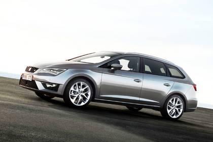 Seat Leon ST zeigt sich dynamisch und sportlich