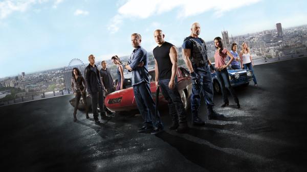 Fast and Furious 6 Alle Schauspieler