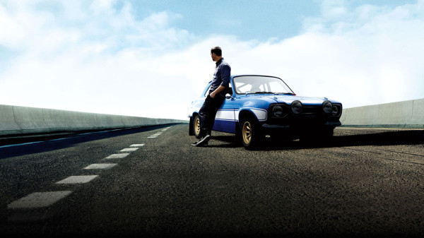 Fast and Furious 6 Ford Escort Paul Walker