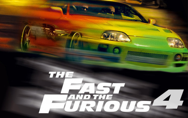 The Fast and the Furious 4