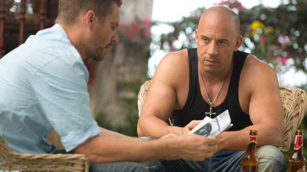 Vin Diesel Paul Walker Fast and Furious Teil 6