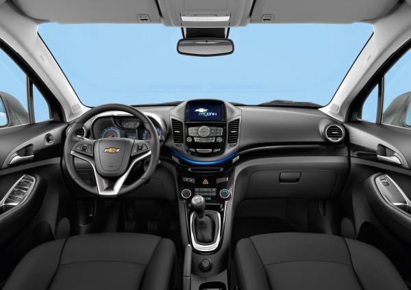 Bestens vernetzt mit Chevrolet MyLink