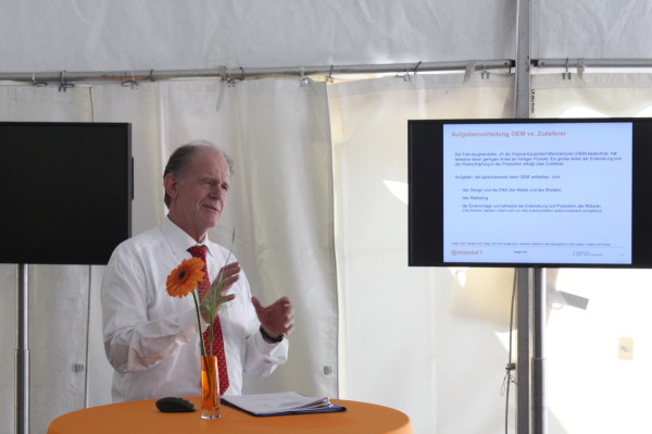 Continental Chassis & Safety Dr. Peter Rieth
