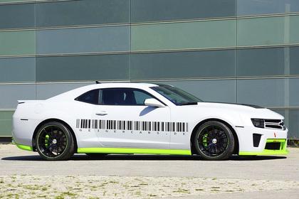Wahnsinn – Camaro LS9 mit 780 PS Leistung und 984 Nm Drehmoment