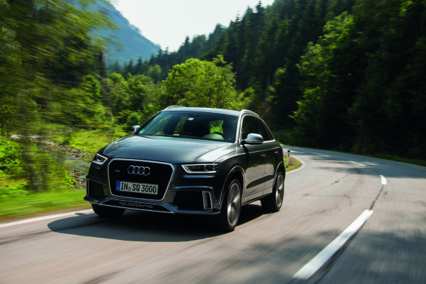 Neuer Audi RS Q3