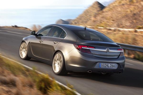 Opel Insignia Heck