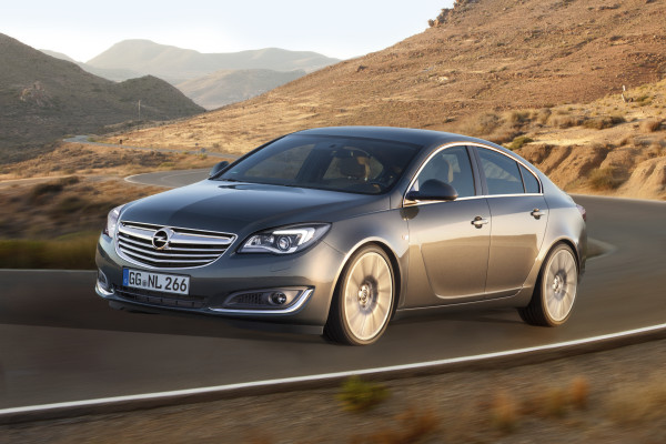 Opel Insignia Front