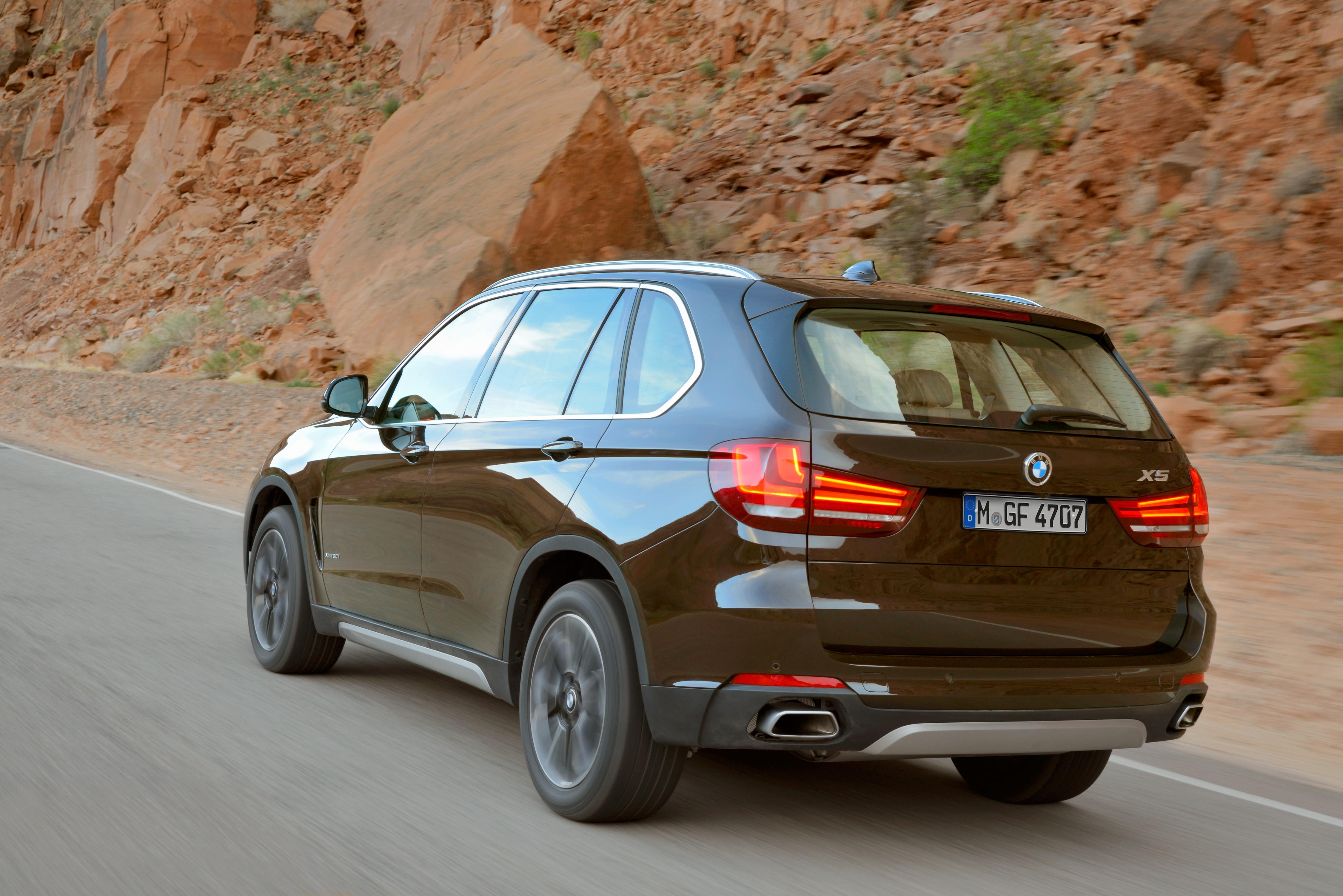 Eine neue generation ist geboren der neue bmw x5 for 3e1 exterieur design pure excellence
