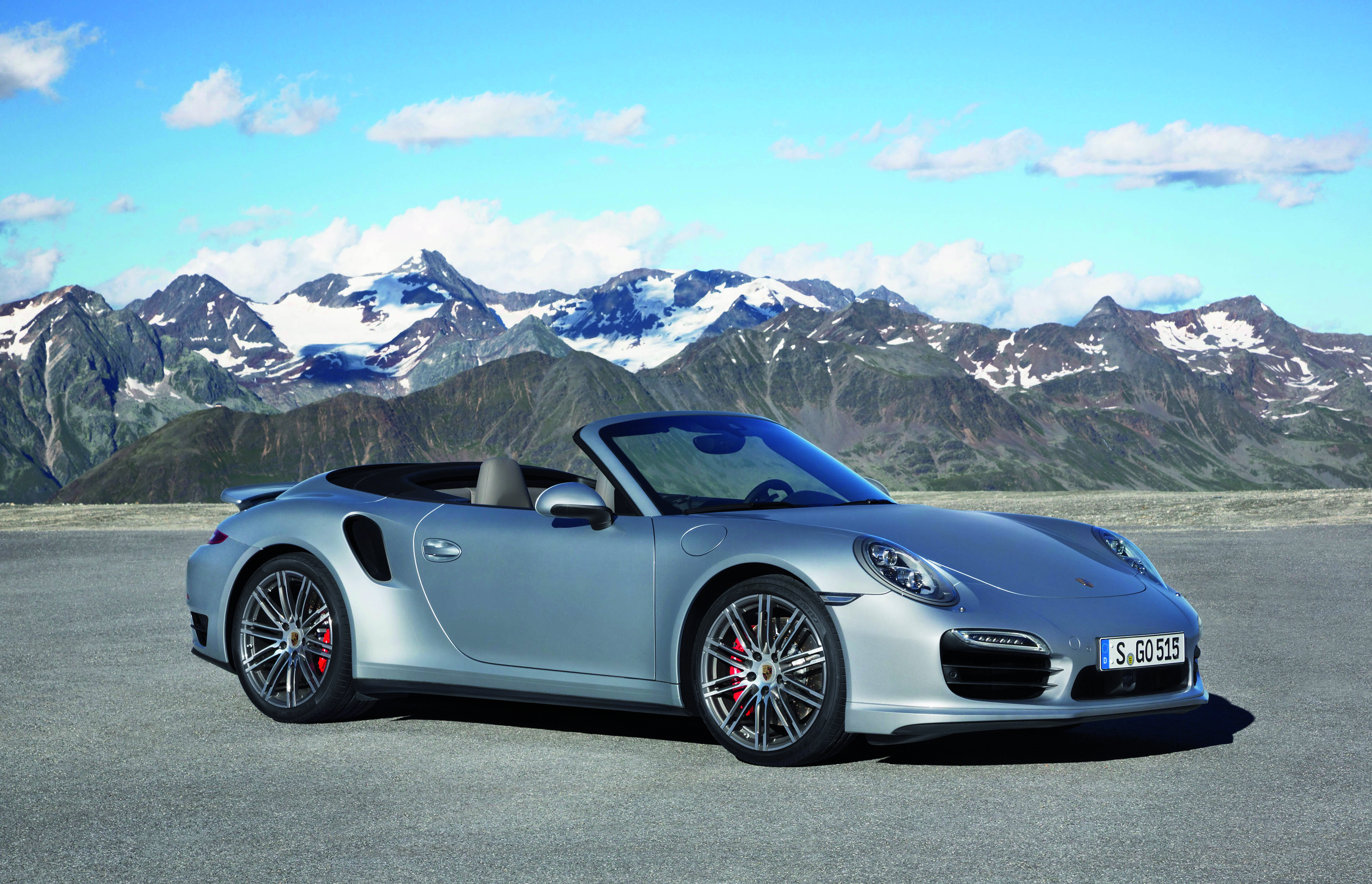 porsche 911 turbo cabriolet und 911 turbo s cabriolet faszination autos. Black Bedroom Furniture Sets. Home Design Ideas