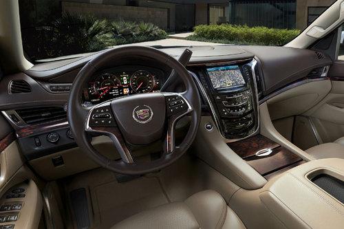 Cadillac Escalade Innenraum