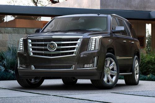 Neuer Cadillac Escalade – größer und stärker