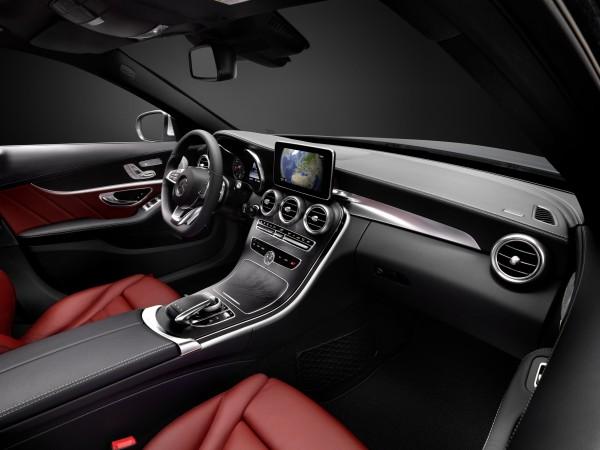 Mercedes-Benz C-Klasse Limousine (W205) 2013 Interiour