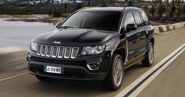 Jeep Compass Front Kühlergrill