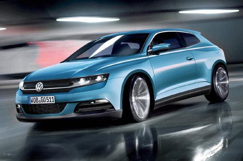 Neuer VW Scirocco