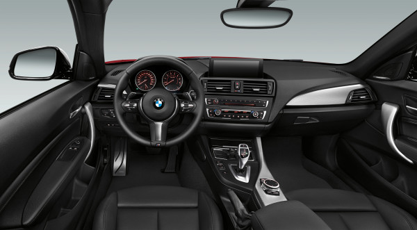 BMW 2er Coupe Innenraum