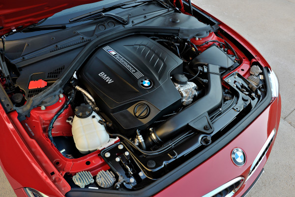 BMW 2er Coupe Motor