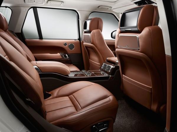Land Rover Rang Rover Sitze