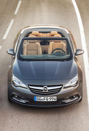Opel Cascada BiTurbo