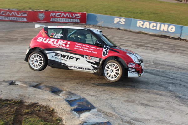 ROAC - Race of Austrian Champions 2012