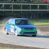 ROAC 2013 Citroen Saxo Manfred Beck 1600