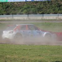 ROAC 2013 Peugeot 306 Andy Schuster Rallycross 2WD