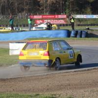 ROAC 2013 VW Golf II  Rallycross