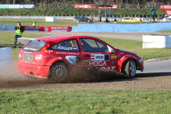 Race of Austrian Champions 2013 – Halbfinale Teil 1