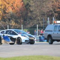 ROAC 2013 Ford Fiesta abschleppen