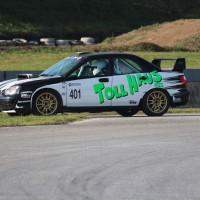 ROAC 2013 Subaru Impreza