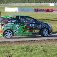 ROAC 2013 Opel Corsa OPC Daniel Zieser