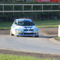 ROAC 2013 Suzuki Swift Rallye 2WD Zellhofer