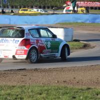 ROAC 2013 Suzuki Swift Rallye 2WD Michael Böhm