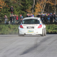 ROAC 2013 Andreas Aigner Peugeot 207 S2000