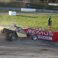 Race of Austrian Champions 2013 Autocross Buggy Unfall Crash