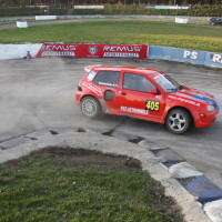Race of Austrian Champions Volkswagen Golf  Rallycross 2WD Karl Schadenhofer