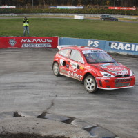 Race of Austrian Champions Ford Focus Rallycross 4WD Alois Höller