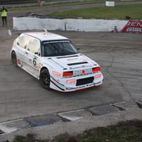 Race of Austrian Champions Volkswagen Golf  2 Rallycross 4WD Karl Schagerl