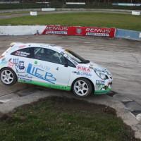 Race of Austrian Champions Opel Corsa OPC Daniel Wollinger