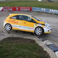 Race of Austrian Champions Opel Corsa OPC Christoph Leitgeb 2 Räder