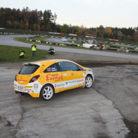 Race of Austrian Champions Opel Corsa OPC Christoph Leitgeb
